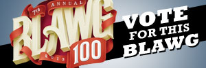 Vote in the Blawg100