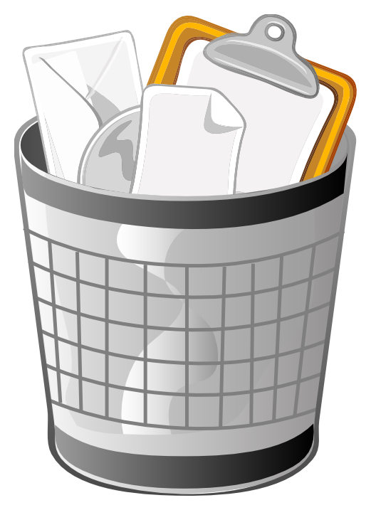 http://res.freestockphotos.biz/originals/2/2506-illustration-of-a-trash-bin-filled-with-office-supplies-or.png
