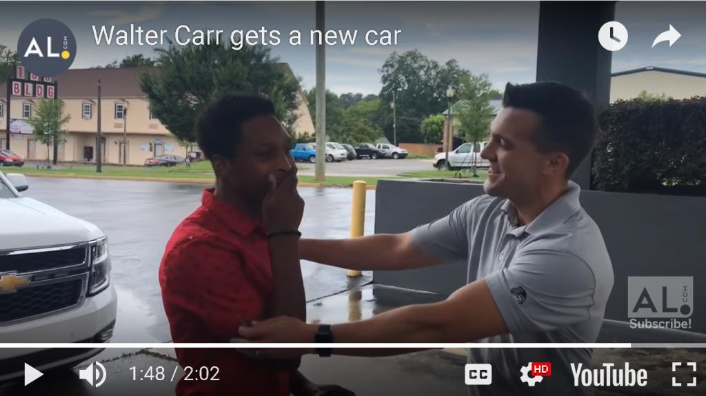 Walter-Carr-gets-a-car-1024x574