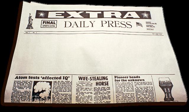 newspaper-4222970_640